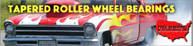 MicroBlue Drag Car Wheel Bearings