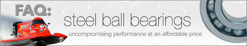 About Steel Ball Bearings