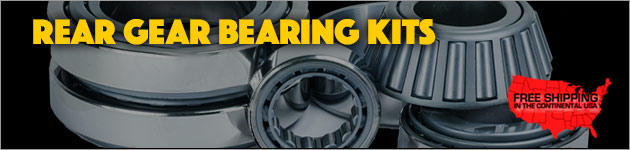 MicroBlue Rear Differential Bearing Kits
