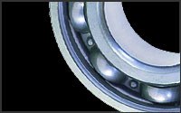 MicroBlue® Steel Bearings