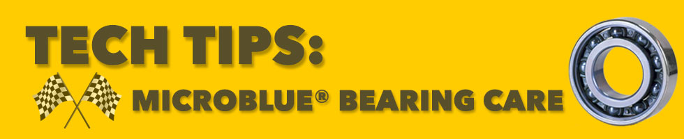 MicroBlue Bearing Care