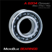 6204 Ceramic Ball Bearing