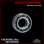 6200 Ceramic Ball Bearing