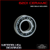 6201 Ceramic Ball Bearing