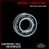 6202 Ceramic Ball Bearing