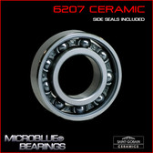 6207 Ceramic Ball Bearing