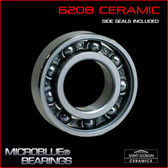 6208 Ceramic Ball Bearing