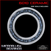 6010 Ceramic Ball Bearing