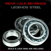 REAR AXLE STEEL BALL BEARING