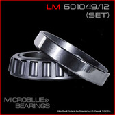 LM 601049-LM 601012 TAPERED BEARING SET