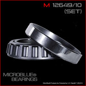 M 12649/M 12610 TAPERED BEARING SET