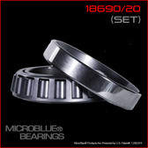 18690/18620 TAPERED BEARING SET