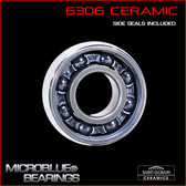 6306 Ceramic Ball Bearing