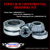 Ford 8.8 Differential Bearing Kit (86-09)