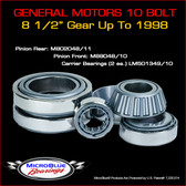 "GM 10 BOLT 8 1/2"" RING GEAR Up to 1998"