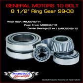 Chevrolet 10 Bolt Differential Bearings