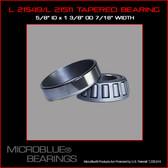 L 21549/11 Tapered Bearing Set