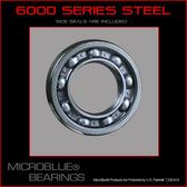 6000 Steel Ball Bearing