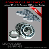 10% OFF STEEL LEGENDS CAR KIT (Front and Rear)