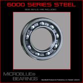 6002 Steel Ball Bearing