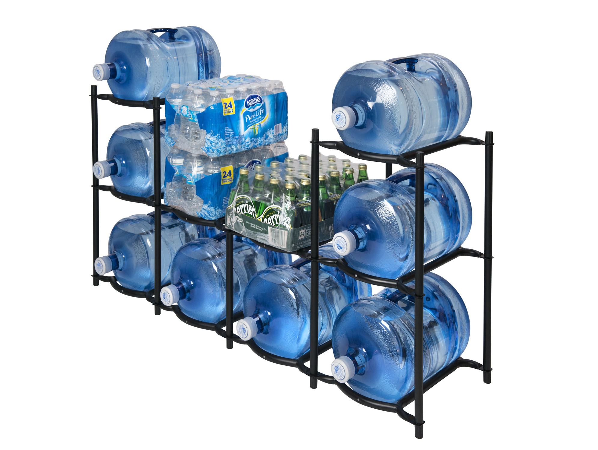 Modular Bottle Racks