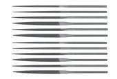 Teborg 12-pc Needle File Set, Fine, Item No. 33.909
