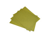 "3M Wet or Dry Polishing Paper, 8-1/2"" x 11"", 400 Grit, Green, Item No. 10.274"