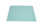 "3M Wet or Dry Polishing Paper, 8-1/2"" x 11"", 6000 Grit, Mint, Item No. 10.278"