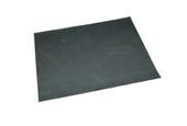 """Aluminum Oxide Paper, 9"""" x 13 3/4"""", 1500 Grit, Item No. 11.274"""