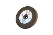 "Brightboy Wheel, 1-1/2"" x 3/16"", 1/4"" Arbor Hole, Item No. 10.690"