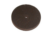 "Brightboy Wheel, 1-1/4"" x 1/8"", 1/2"" Arbor Hole, Item No. 10.980"