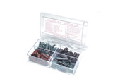 Cratex Assortment, 68 Pieces, Item No. 10.754