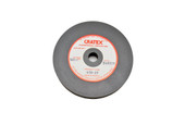 "Cratex Wheel, 4"" x 1/2"", Extra Fine Grit, 1/2"" Arbor Hole, Item No. 10.940"