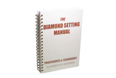 The Diamond Setting Manual, Item No. 62.447