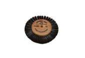 "Wood Hub Brush, 1 Row of Bristle, 3-1/8"" Overall Diameter , Item No. 16.398"