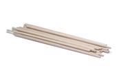 "Pegwood Sticks, 7"", 6.0 mm, Item No. 23.304"
