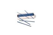 Half Round Wax Wires, Gauge 6, Item No. 21.540