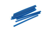 Blue Wax Wires, Rectangle, Gauge 4, 2 oz. Box, Item No. 21.599