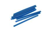 Blue Wax Wires, Rectangle, Gauge 4, 2 oz. Box, Item No. 21.599