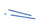 Cowdery Profile Wax, Ball and Socket, Blue, Item No. 21.94901