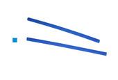 Cowdery Profile Wax, Square, 2.5 MM, Blue, Item No. 21.911