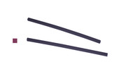 Cowdery Profile Wax, Square, 1 MM, Purple, Item No. 21.957