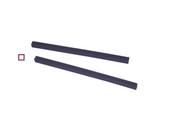 Cowdery Profile Wax, Square Tube, 2 MM, Purple, Item No. 21.973