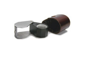 Grobet USA® 10X Illuminated Jewelers' Loupe, Item No. 29.610