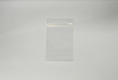 "Economy Plastic Bags with White Label Block, 2"" x 3"", Box of 1000, Item No. 61.12101"