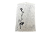 Gift Bags-6X9 Silver   1000/Bx, Item No. 61.179