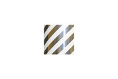Foil Paper-Silver Stripe #324, Item No. 61.075