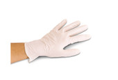 Latex Gloves Med. Bx/100, Item No. 17.106