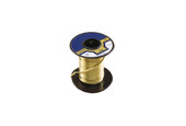 Wire-Brass Spring  24Ga 1-Oz, Item No. 43.544