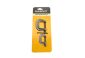 Mascot Mini Clamps, Set of 2, Item No. H210